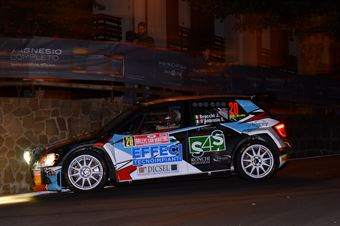 Jordan Brocchi, Fabio Grimaldi (Skoda Fabia R5 #22, Winners Rally Team), CAMPIONATO ITALIANO WRC