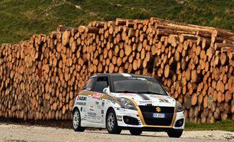 Ivan Cominelli, Igor Fieni (Suzuki Swift R1 #92, Mediaprom Racing), CAMPIONATO ITALIANO WRC