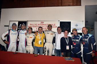 Conferenza Stampa, CAMPIONATO ITALIANO WRC
