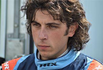Giacomo Scattolon Portrait, CAMPIONATO ITALIANO WRC