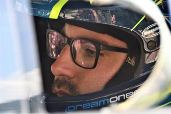 Simone Miele Portrait, CAMPIONATO ITALIANO WRC