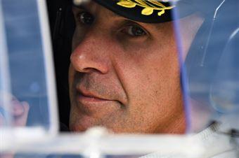 Luca Pedersoli Portrait, CAMPIONATO ITALIANO WRC