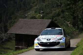 Stefano Liburdi, Andrea Colapietro (Peugeot 207 S2000 #31, MS Munaretto), CAMPIONATO ITALIANO WRC
