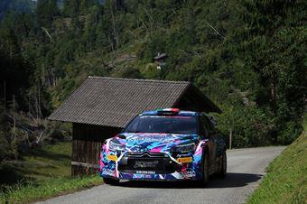 Simone Miele, Roberto Mometti (Citroen DS3 WRC #1, Giesse Promotion), CAMPIONATO ITALIANO WRC