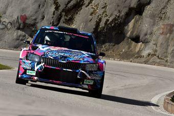 Mauro Miele, Luca Beltrame (Skoda Fabia R5 #6, Giesse Promotion), CAMPIONATO ITALIANO WRC