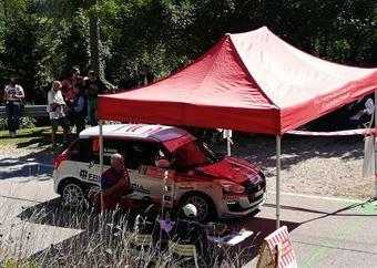 Nicola Schileo, Gianguido Furnari (Suzuki SWift R1 #87, WRT), CAMPIONATO ITALIANO WRC