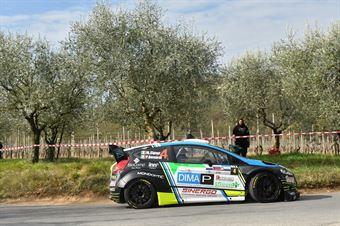 Marco Signor, Patrick Bernardi (Ford Fiesta WRC #4, Sama Racing), CAMPIONATO ITALIANO WRC