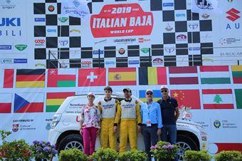 Podio, CAMPIONATO ITALIANO CROSS COUNTRY