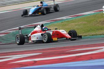 Amna Al Qubaisi (Abu Dhabi Racing,Tatuus F.4 T014 Abarth #88), ITALIAN F.4 CHAMPIONSHIP POWERED BY ABARTH