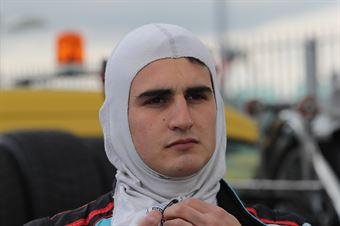 Giorgio Carrara (Jenzer Motorsport,Tatuus F.4 T014 Abarth #16), ITALIAN F.4 CHAMPIONSHIP POWERED BY ABARTH
