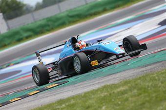 Axel Gnos (Jenzer Motorsport,Tatuus F.4 T014 Abarth #21)s, ITALIAN F.4 CHAMPIONSHIP POWERED BY ABARTH