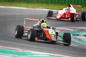 Niklas Krutten (Van Amersfoort Racing BV,Tatuus F.4 T014 Abarth #4), ITALIAN F.4 CHAMPIONSHIP POWERED BY ABARTH