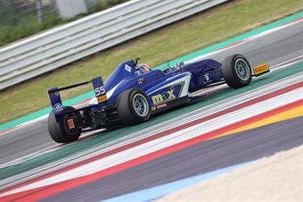 Rose Meyuhas (Cram Motorsport,Tatuus F.4 T014 Abarth #55), ITALIAN F.4 CHAMPIONSHIP POWERED BY ABARTH