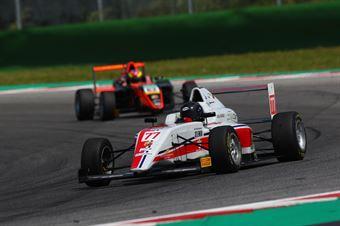 Andrea Rosso (Antonelli Motorsport,Tatuus F.4 T014 Abarth #77), ITALIAN F.4 CHAMPIONSHIP POWERED BY ABARTH