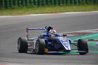 Francesco Simonazzi (Cram Motorsport,Tatuus F.4 T014 Abarth #84), ITALIAN F.4 CHAMPIONSHIP POWERED BY ABARTH