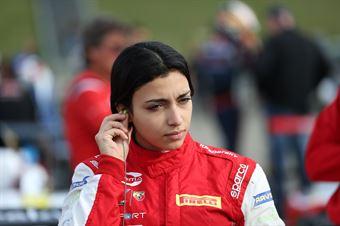al Amna Al Qubaisi (Abu Dhabi Racing,Tatuus F.4 T014 Abarth #88), ITALIAN F.4 CHAMPIONSHIP POWERED BY ABARTH