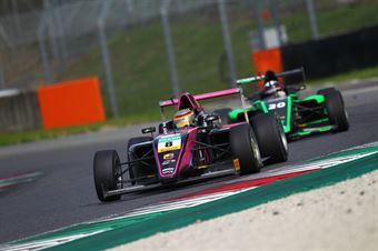Lucas Roy Allecco (Van Amersfoort Racing BV,Tatuus F.4 T014 Abarth #8), ITALIAN F.4 CHAMPIONSHIP POWERED BY ABARTH