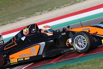 Ido Cohen (Van Amersfoort Racing BV,Tatuus F.4 T014 Abarth #6), ITALIAN F.4 CHAMPIONSHIP POWERED BY ABARTH