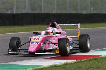 Joshua Durksen (BWT Mucke Motorsport,Tatuus F.4 T014 Abarth #26), ITALIAN F.4 CHAMPIONSHIP POWERED BY ABARTH