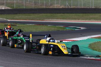 Sebastian Freymuth ( AS Motorsport,Tatuus F.4 T014 Abarth #28), ITALIAN F.4 CHAMPIONSHIP POWERED BY ABARTH