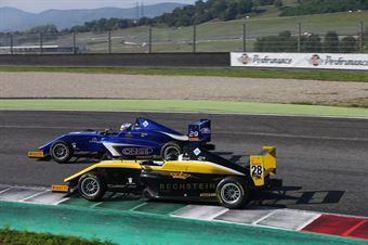 Sebastian Freymuth ( AS Motorsport,Tatuus F.4 T014 Abarth #28)Emilio Cipriani (Cram Motorsport,Tatuus F.4 T014 Abarth #29), ITALIAN F.4 CHAMPIONSHIP POWERED BY ABARTH