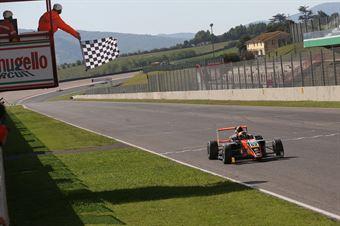 Dennis Hauger (Van Amersfoort Racing BV,Tatuus F.4 T014 Abarth #62), ITALIAN F.4 CHAMPIONSHIP POWERED BY ABARTH