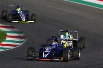 Roee Meyuhas (Cram Motorsport,Tatuus F.4 T014 Abarth #55), ITALIAN F.4 CHAMPIONSHIP POWERED BY ABARTH