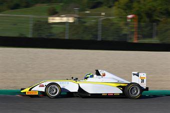 Marzio Moretti (BVM Racing,Tatuus F.4 T014 Abarth #31), ITALIAN F.4 CHAMPIONSHIP POWERED BY ABARTH