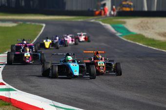 Emidio Pesce (Jenzer Motorsport,Tatuus F.4 T014 Abarth #18)Dennis Hauger (Van Amersfoort Racing BV,Tatuus F.4 T014 Abarth #62), ITALIAN F.4 CHAMPIONSHIP POWERED BY ABARTH