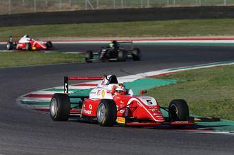 Gianluca Petecof (Prema Powerteam,Tatuus F.4 T014 Abarth #5), ITALIAN F.4 CHAMPIONSHIP POWERED BY ABARTH