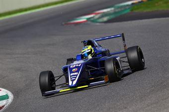 Daniel Vebster (Cram Motorsport,Tatuus F.4 T014 Abarth #94), ITALIAN F.4 CHAMPIONSHIP POWERED BY ABARTH