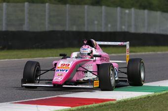 Erwin Zanotti (BWT Mucke Motorsport,Tatuus F.4 T014 Abarth #99), ITALIAN F.4 CHAMPIONSHIP POWERED BY ABARTH