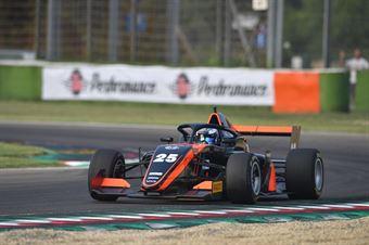 Alexandre Bardinon (Van Amersfoort Racing BV,F3 Tatuus 318 A.R. #25), FORMULA REGIONAL EUROPEAN CHAMPIONSHIP