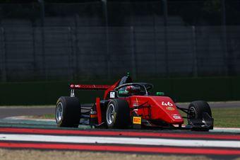Isac Blomqvist (Kic Motorsport,F3 Tatuus 318 A.R. #46), FORMULA REGIONAL EUROPEAN CHAMPIONSHIP