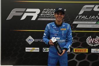 Igor Fraga (DR Formula,F3 Tatuus 318 A.R. #17) , FORMULA REGIONAL EUROPEAN CHAMPIONSHIP