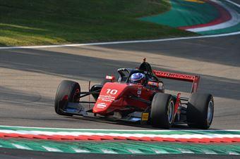 Konsta Lappalainen (Kic Motorsport,F3 Tatuus 318 A.R. #10), FORMULA REGIONAL EUROPEAN CHAMPIONSHIP