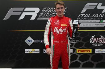 Frederik Vesti  (Prema Powerteam,F3 Tatuus 318 A.R. #2), FORMULA REGIONAL EUROPEAN CHAMPIONSHIP