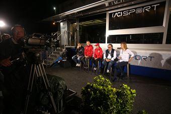 Collegamento TV, FORMULA REGIONAL EUROPEAN CHAMPIONSHIP