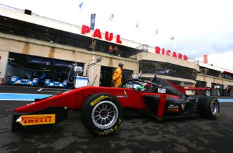 Quali   Isac Blomqvist (KIC Motorsport), FORMULA REGIONAL EUROPEAN CHAMPIONSHIP
