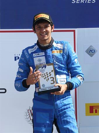 R1   Igor Fraga (DR Formula), FORMULA REGIONAL EUROPEAN CHAMPIONSHIP