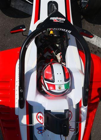 R2   Raul Guzman (DR Formula), FORMULA REGIONAL EUROPEAN CHAMPIONSHIP