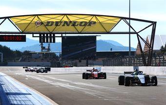 R3   David Schumacher (US Racing), FORMULA REGIONAL EUROPEAN CHAMPIONSHIP