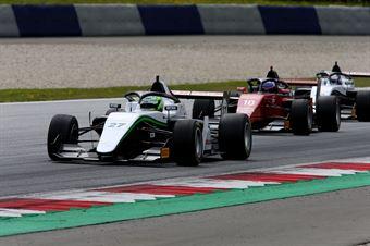 David Schumacher (US Racing,F3 Tatuus 318 A.R.#27) , FORMULA REGIONAL EUROPEAN CHAMPIONSHIP