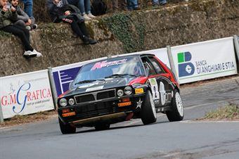Lucky,Pons Fabrizia(Lancia Delta Integrale,Key Sport Engineering,#2), CAMPIONATO ITALIANO RALLY AUTO STORICHE
