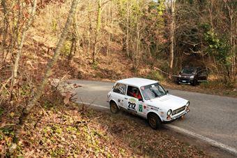 Basagni Marcello,Gostinelli Mario(A112 Abarth,Chimera Classic,#212), CAMPIONATO ITALIANO RALLY AUTO STORICHE