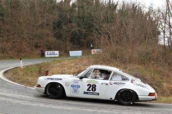 Dell Acqua Marco,Galli Alberto(Porsche 911 S,Rally&co,#28), CAMPIONATO ITALIANO RALLY AUTO STORICHE