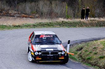 Lucky,Pons Fabrizia(Lancia Delta Integrale,KeySport Engineering,#2), CAMPIONATO ITALIANO RALLY AUTO STORICHE