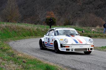Russo Alessandro,Mancuso Antonio Cesare(Porsche 911sc,Rododendri Historic,#35), CAMPIONATO ITALIANO RALLY AUTO STORICHE