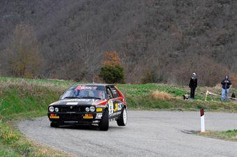 Battistolli Alberto,Cazzaro Luigi(Lancia Delta Integrale,KeySport Engineering,#5), CAMPIONATO ITALIANO RALLY AUTO STORICHE