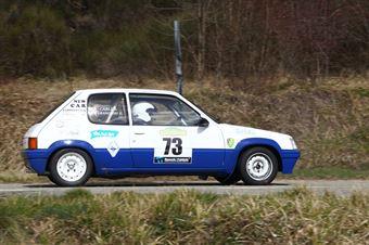 Rangheri Giorgio,Carli Simone(Peugeot 205 Rally,Pro Energy Motorsport,#73), CAMPIONATO ITALIANO RALLY AUTO STORICHE